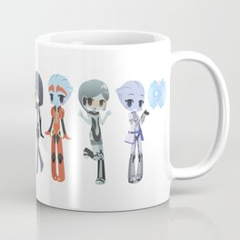 Mass Effect - The Girls Coffee Mug