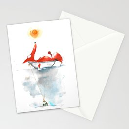 Moment mal. Stationery Cards