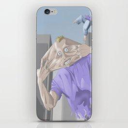 Stress! iPhone Skin