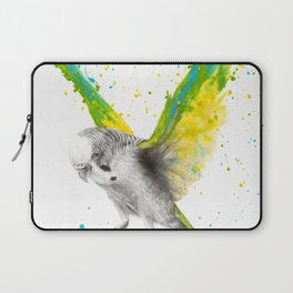 The Bold Budgie Laptop Sleeve
