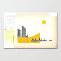 Rehabit 3 Canvas Print
