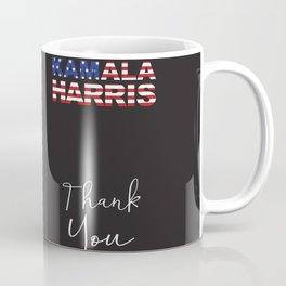 Thank You Kamala Harris Coffee Mug