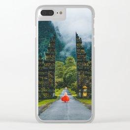 Bali, Indonesia #society6 #decor #buyart Clear iPhone Case