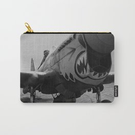 Vintage Fighter Carry-All Pouch