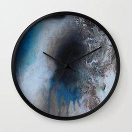 Shaman's Cave Wall Clock