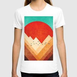 Mountains XXI T-shirt