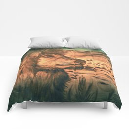 King of the jungle - Dusk Comforters