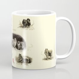 Pomeranian TOY SPITZ Dogs Coffee Mug