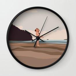 Tay and Ky '19 Wall Clock