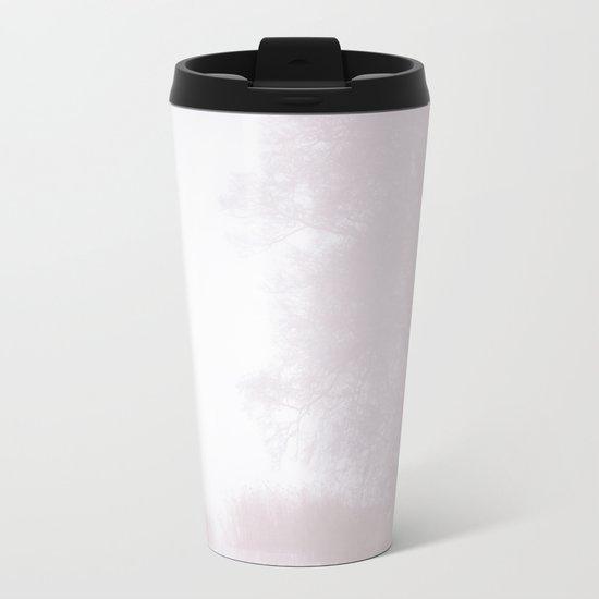 Misty Atmosphere Metal Travel Mug