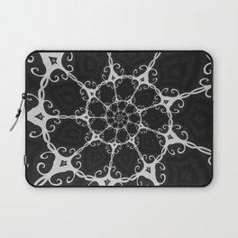 Dark Mandala #3 Laptop Sleeve