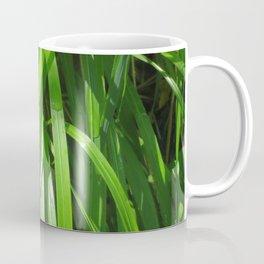 Grass Leaves Coffee Mug
