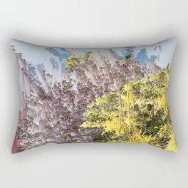Interference #1 Rectangular Pillow