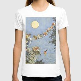 """The Fairy's Birthday"" Illustration by W Heath Robinson T-shirt"