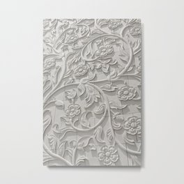 Grand Wall Metal Print