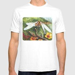Amber Dragonfly T-shirt