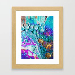 Absorption Framed Art Print