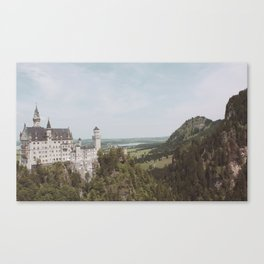 The Castle Canvas Print