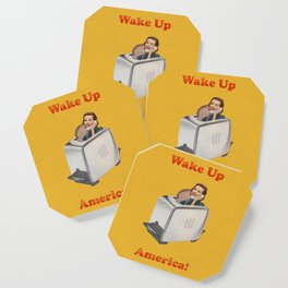 Wake Up Call Coaster