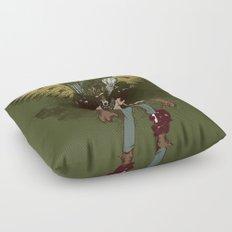 Bear Acolyte Floor Pillow