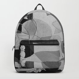 Guernica Pablo Picasso Painting Backpack