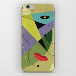 Memphis Nude iPhone Skin