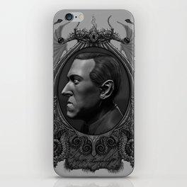 H.P. Lovecraft iPhone Skin