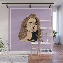 The Weeping Lana Wall Mural