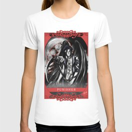 Wings of Faith : Punisher T-shirt