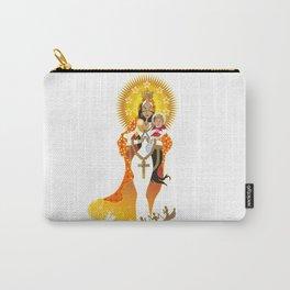 La Virgen de la Caridad del Cobre Carry-All Pouch