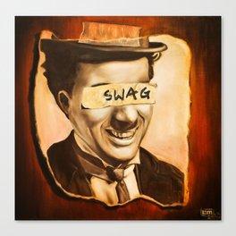 Swag Canvas Print