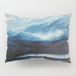 Rain at Sea Pillow Sham