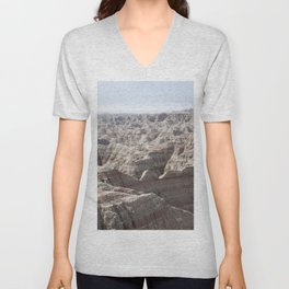 Fantastic Badlands Unisex V-Neck