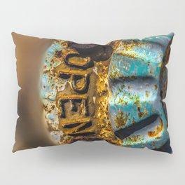 Open Pillow Sham