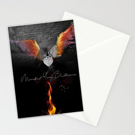 Manifest Your Brilliance Stationery Cards