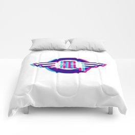 metro illusions - 3D Comforters