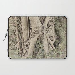 Strangler fig in forest Laptop Sleeve