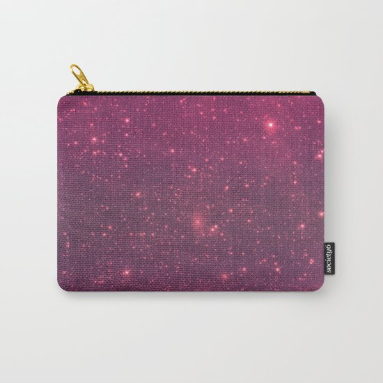 Pink Space Carry-All Pouch