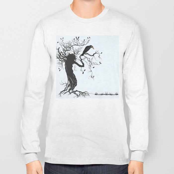 The waiting is the point Long Sleeve T-shirt