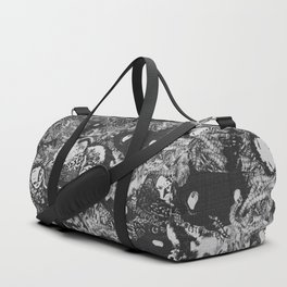 growl destruction 002 Duffle Bag