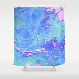Fiji Beaches Shower Curtain