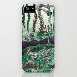 Forest / Bosque iPhone Case