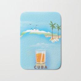 Cuba Bath Mat