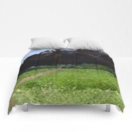 Mountain Pass Comforters