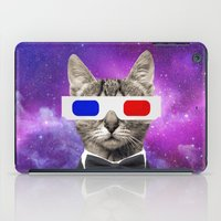 neil gaiman iPad Cases featuring neil catrick harris by tbdaniel15