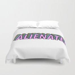 Alienated Duvet Cover
