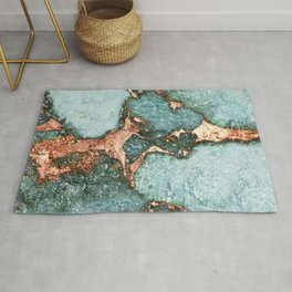 GEMSTONE & GOLD NEW MINT Rug