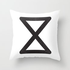 TSS Throw Pillow