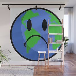 Save The World Wall Mural