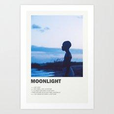 Moon Light Art Print